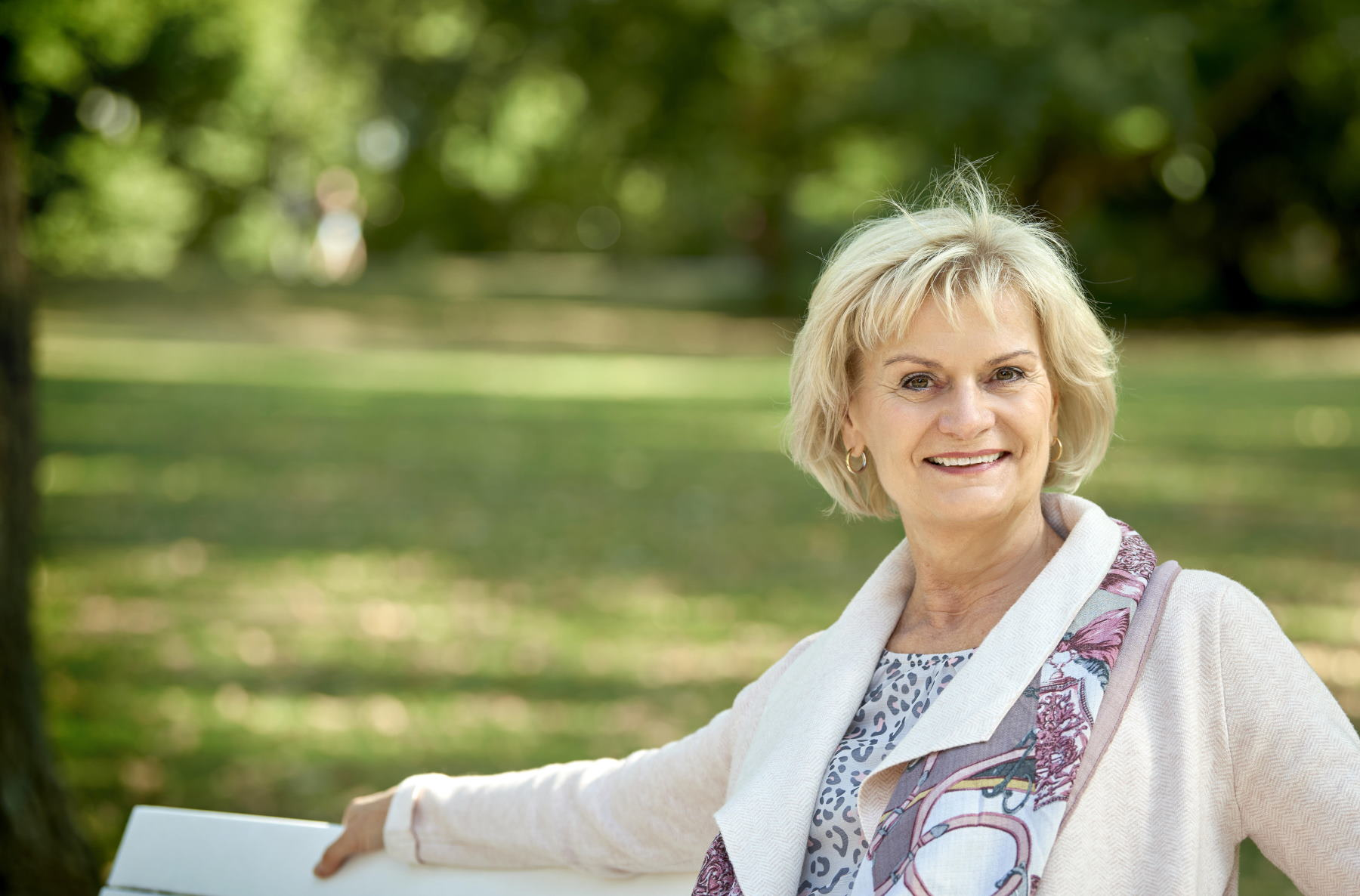 Iris Baumann - Partnerschaft, Sexualität und Weiblichkeit in der zweiten Lebenshälfte